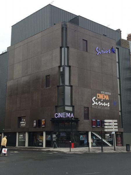Cinéma Le Sirius Le Havre
